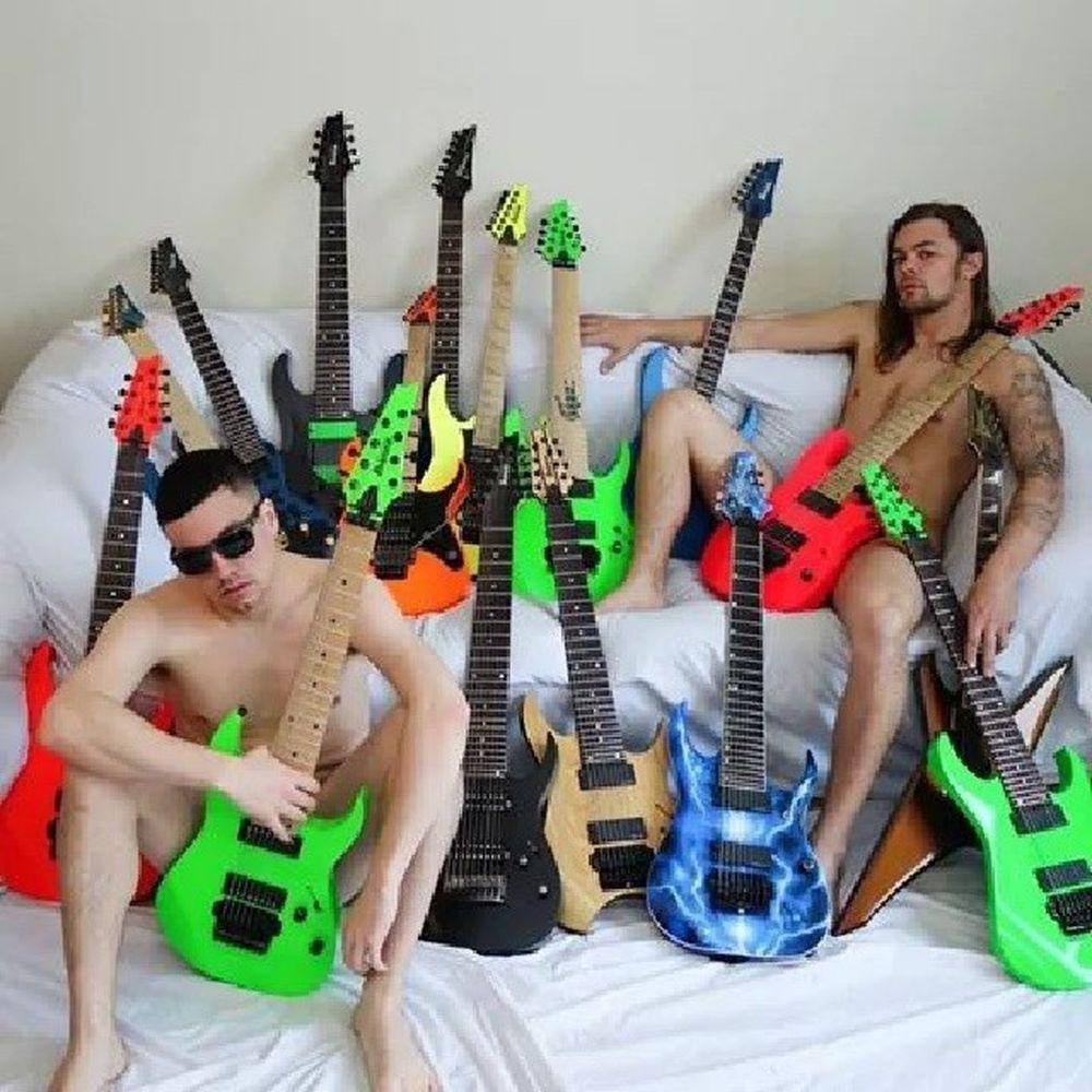 Aftertheburial Niceguitars Lovethisband Guys
