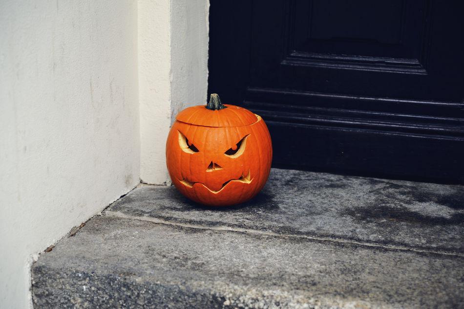 Beautiful stock photos of halloween, Anthropomorphic Face, Art, Art And Craft, Carving - Craft Product