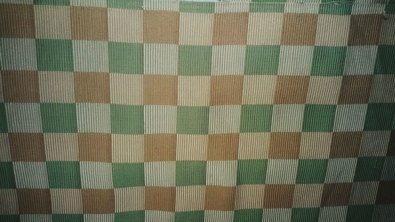 pattern, checked pattern, textured, backgrounds, retro styled, old-fashioned, multi colored, textile, full frame, green color, no people, indoors, close-up, day