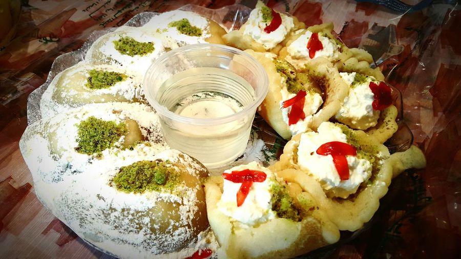 Food Porn Awards Sweets Arabian Desert Lebanon Lebanese Sweets Tripoli Lebanon Sweet Food I Love Sweets! <3 Note4 Photography Sweets Heaven
