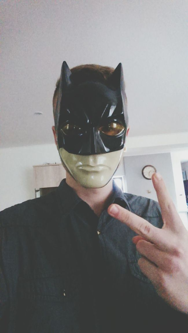 Peace ✌ Batman ❤