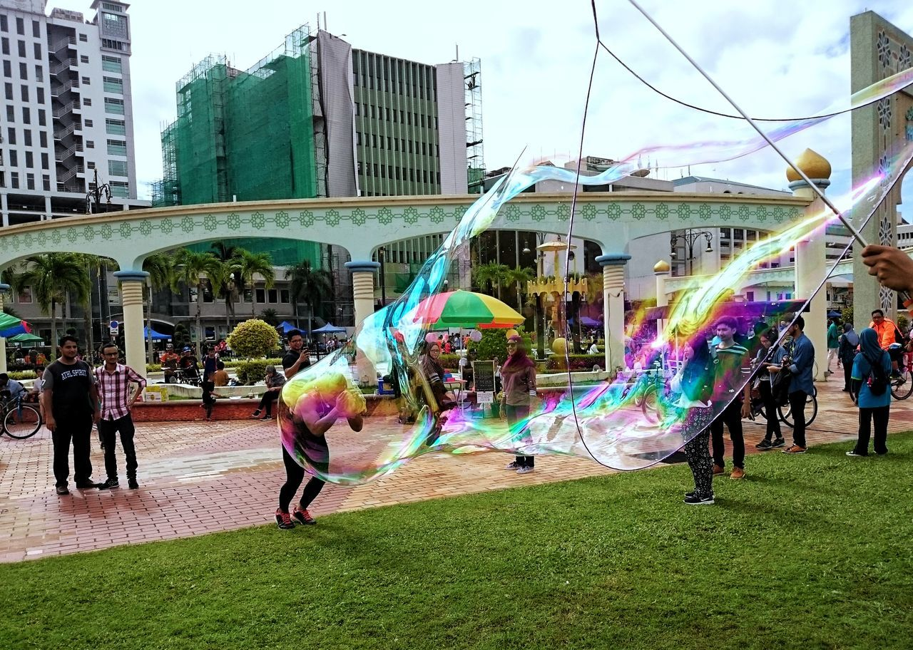 Sonyxperiaz2 Sony Xperia Z2 Brunei Darussalam Mobilephotography Bubbles Outdoors