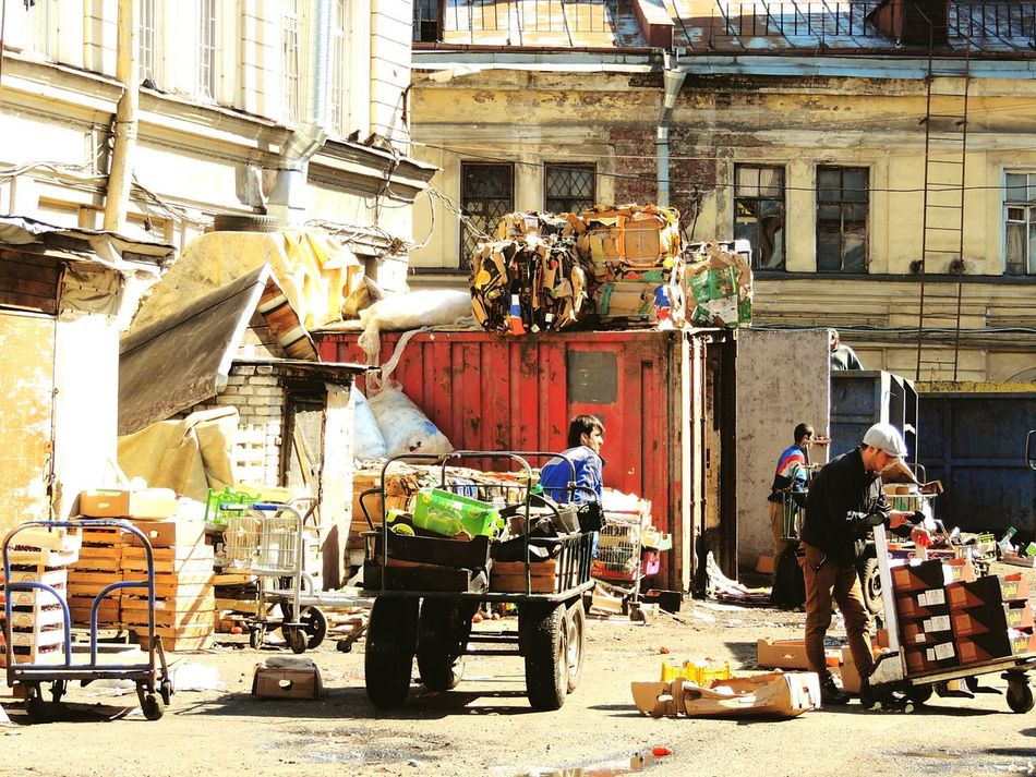 Marketplace Eastern Bazar Sankt-peterburg Another World Magic Fruit Russia Feel The Journey