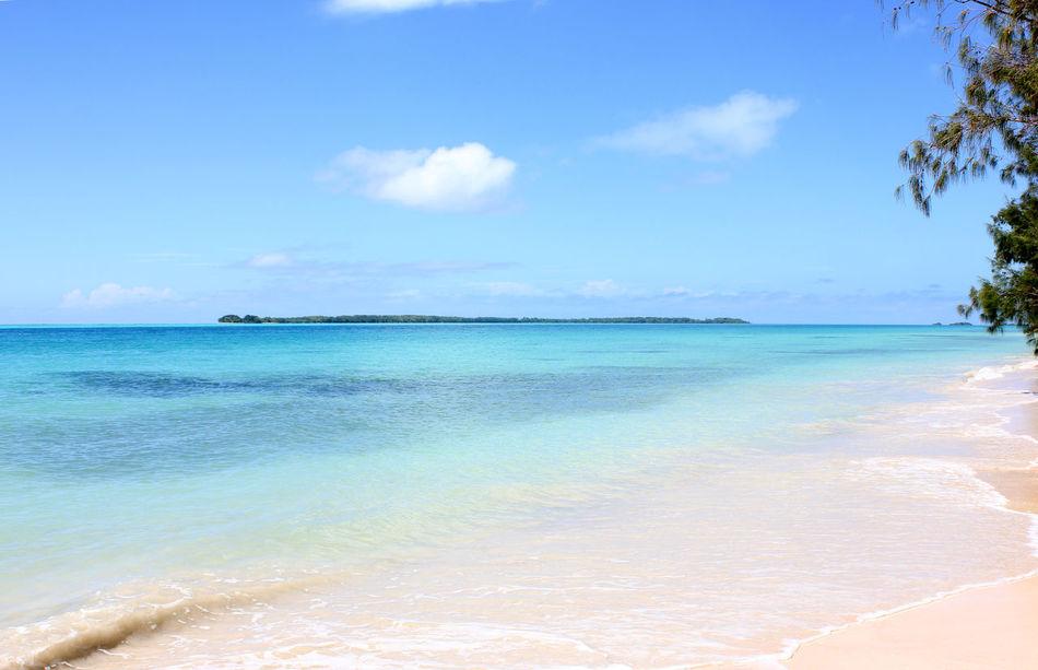 Beautiful stock photos of bora bora, Beach, Beauty In Nature, Blue, Day