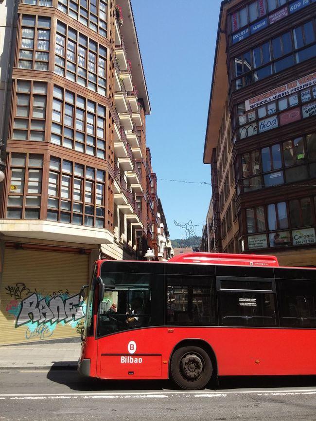 Bilbao Bilbaolovers Transportation City Taxi Traffic Streetphotography Street Streetart Citybus