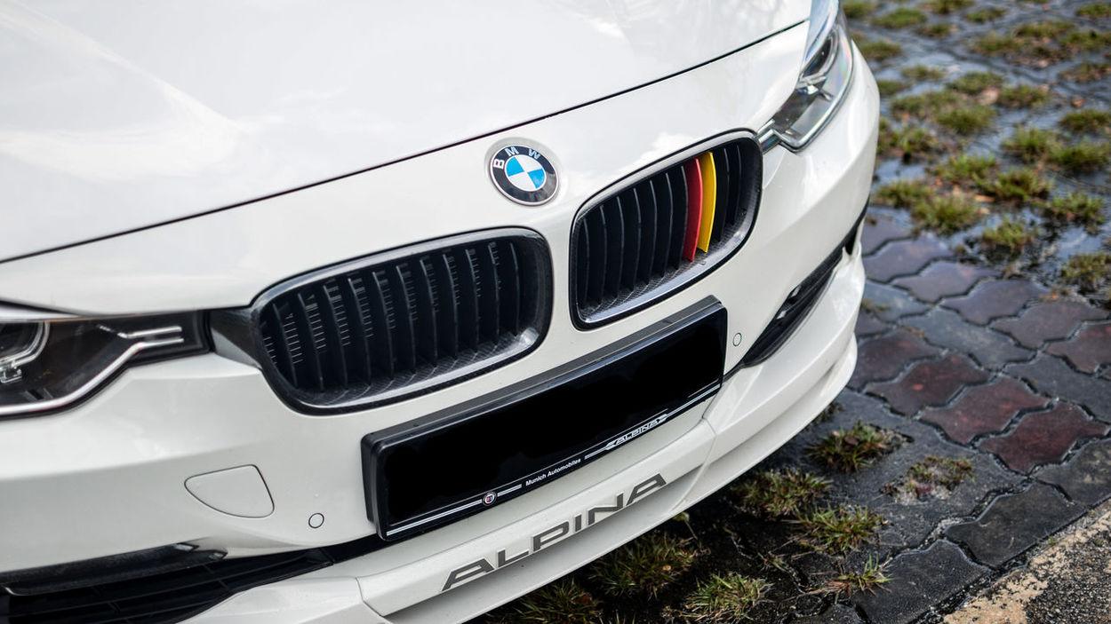Car Technology Bmw Alpina B3 Officialsecs