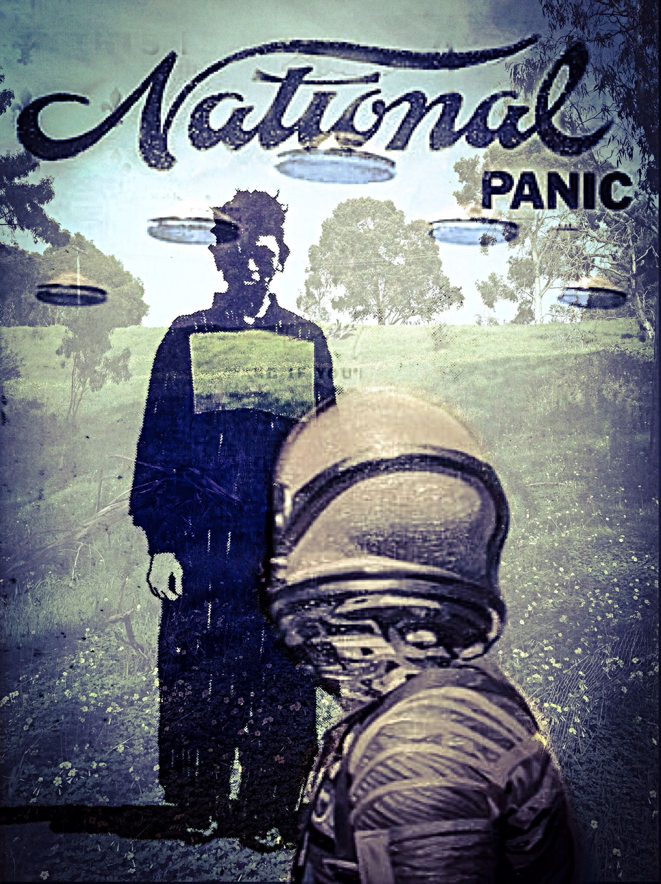 Read the National Panic Life Is Absurd!!!