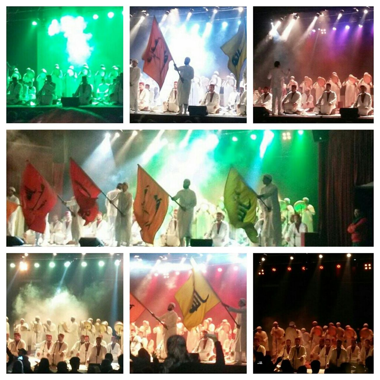 Art Music Folklore Tunisian Ziara Showtime Theatre & Music  Show Sousse-susah Tunisia