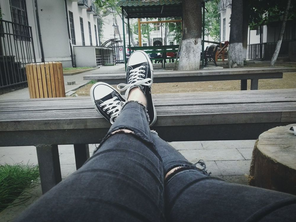 Lifestyles Day Jeans Niceday! Walking Around The City  First Eyeem Photo