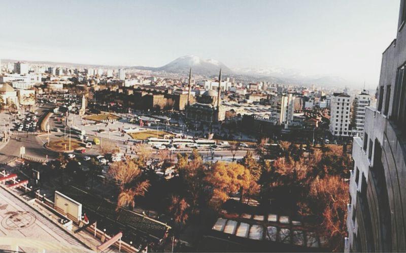 Hi! People Hello World Taking Photos Enjoying Life Afterwork Relaxing Hilton Kayseri