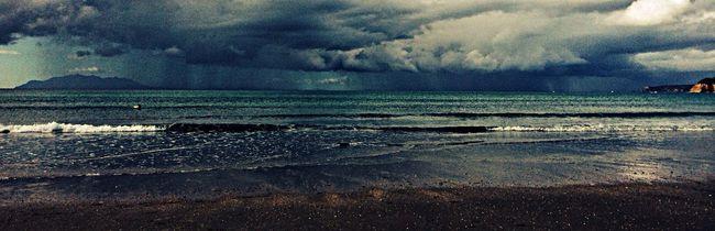Rainy Days Panorama Rain Dark calmer la tempête avant The Great Outdoors - 2015 EyeEm Awards