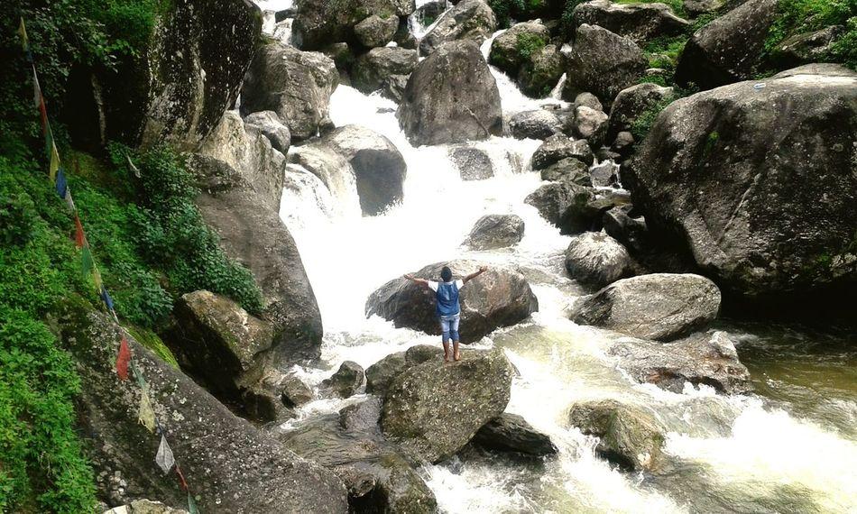 """""""heaven in nepal"""" Nepal Beautiful Place In Earth"""