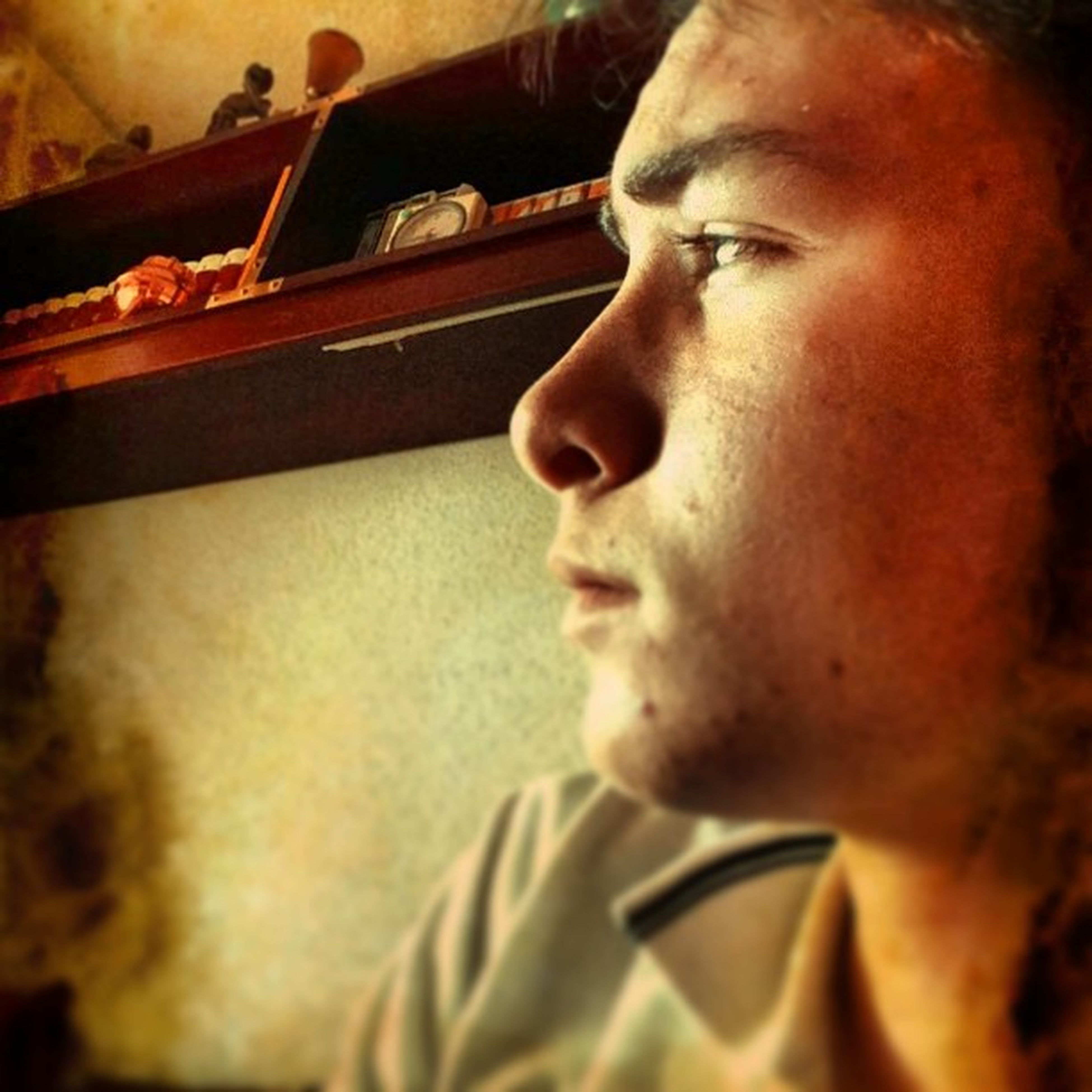 person, headshot, lifestyles, close-up, portrait, looking at camera, young adult, leisure activity, mid adult, indoors, young men, focus on foreground, head and shoulders, human face, front view, contemplation, serious