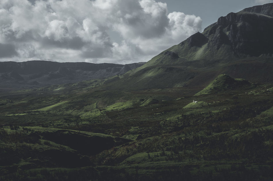 How many sheep do you count? Location: Quiaring, Scotland Equipment: Fujifilm X-T1 + XF18-55 www.instagram.com/nils_leithold www.facebook.com/nleithold.photography Animal Beauty In Nature Cloud Day Dust Fuji Grass Green Green Color Hill Hillside Landscape Meadow Mountain Mountains Nature No People Outdoors Quiaring Schottland Scotland Sheep Sky Tranquil Scene Tranquility