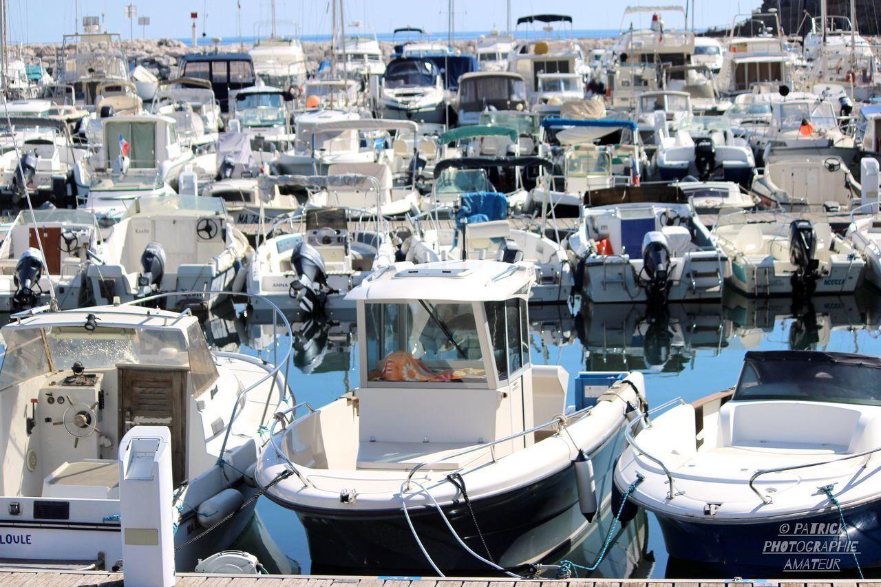 Bateau ❤️ Carry Le Rouet 13 La Mer Nautical Vessel Port Puerto Sea Water EyeEmNewHere