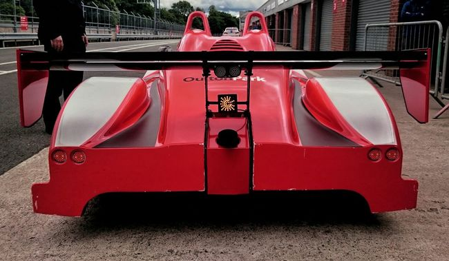 Racing Car // Car Race Racecar Racetrack Track Behind Motorsport Speed Bright Amazing View EyeEm Photographer Popular Photos Photooftheday Taking Photos EyeEmBestPics EyeEm Best Shots Eye4photography  Full Frame Spoiler Red Oulton Park Oultonpark Oulton Park