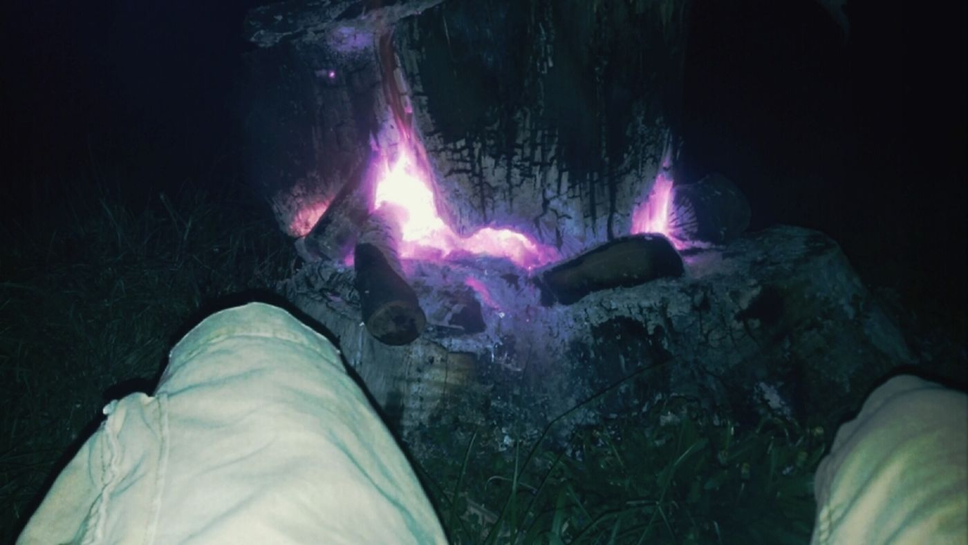 Chillin By The Fire...