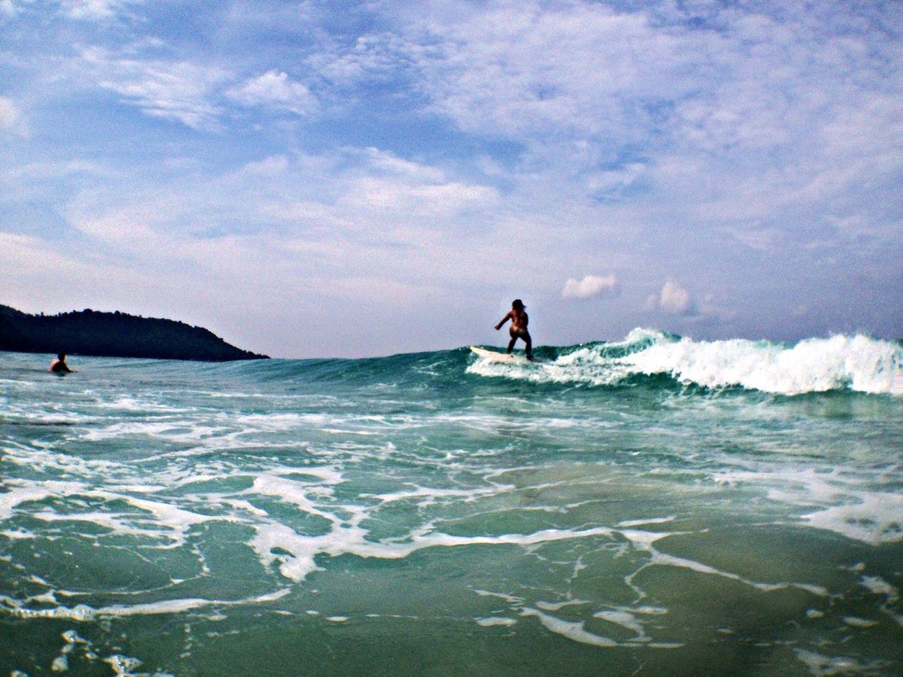 Surfing Kata Katanoi