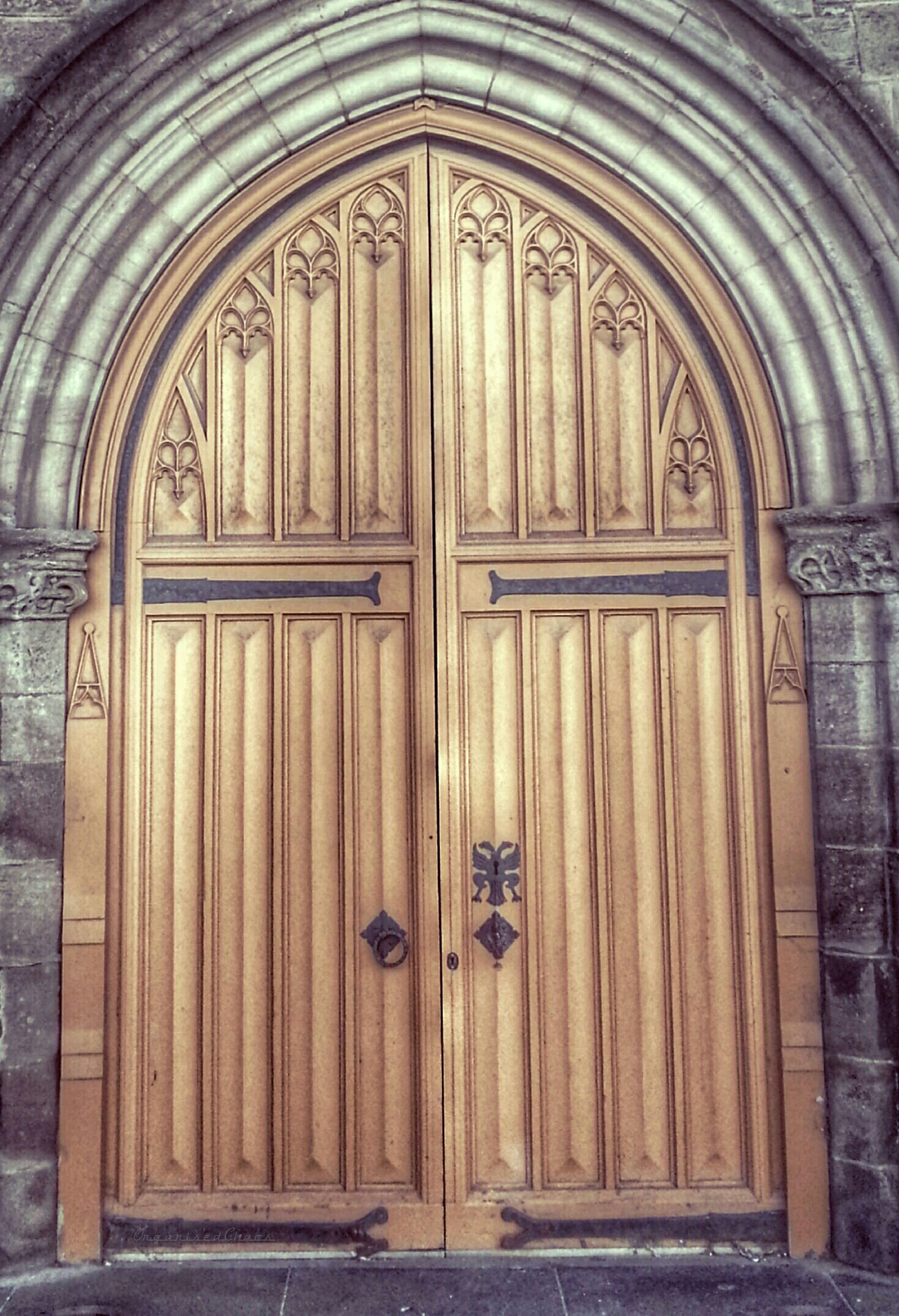 door, closed, wood - material, built structure, safety, protection, security, architecture, old, entrance, wooden, building exterior, metal, close-up, wall - building feature, pattern, closed door, day, no people, wood