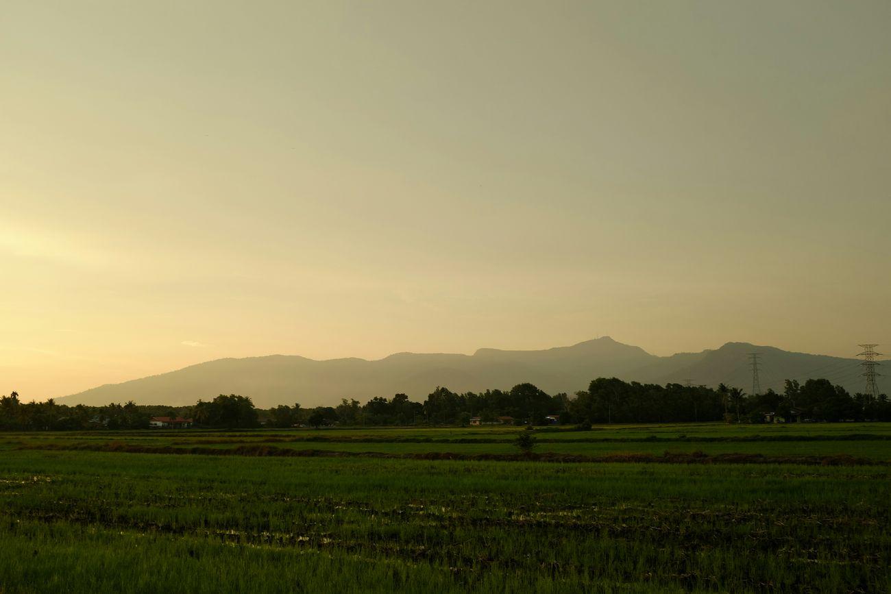 Dawn Malaysia EyeEm Malaysia Sunset Dawn Fujifilm Est Bosiang POTD Scenery Shots