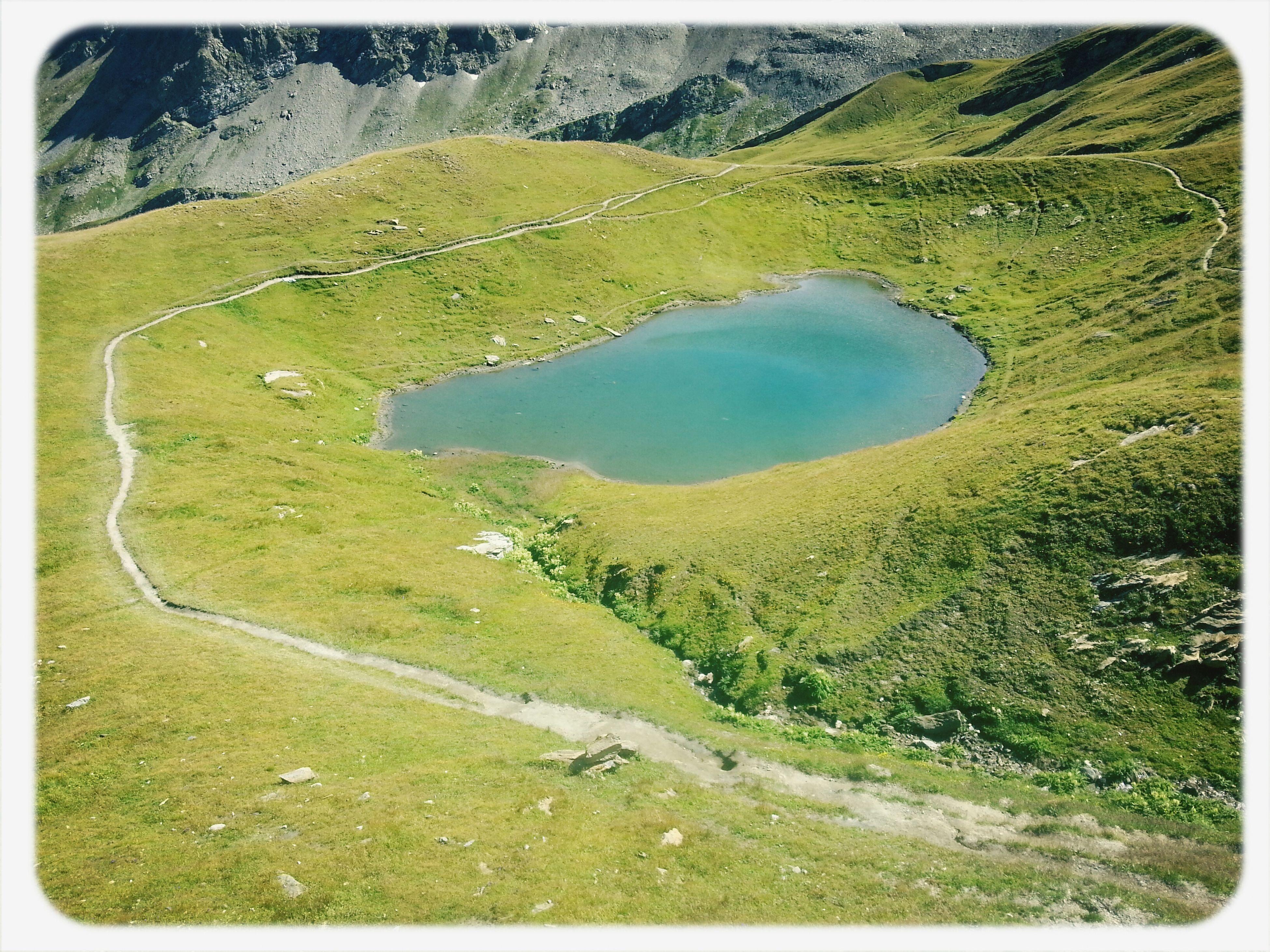 Lac de Merdeux