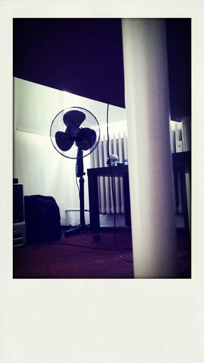 ventilator & table legg