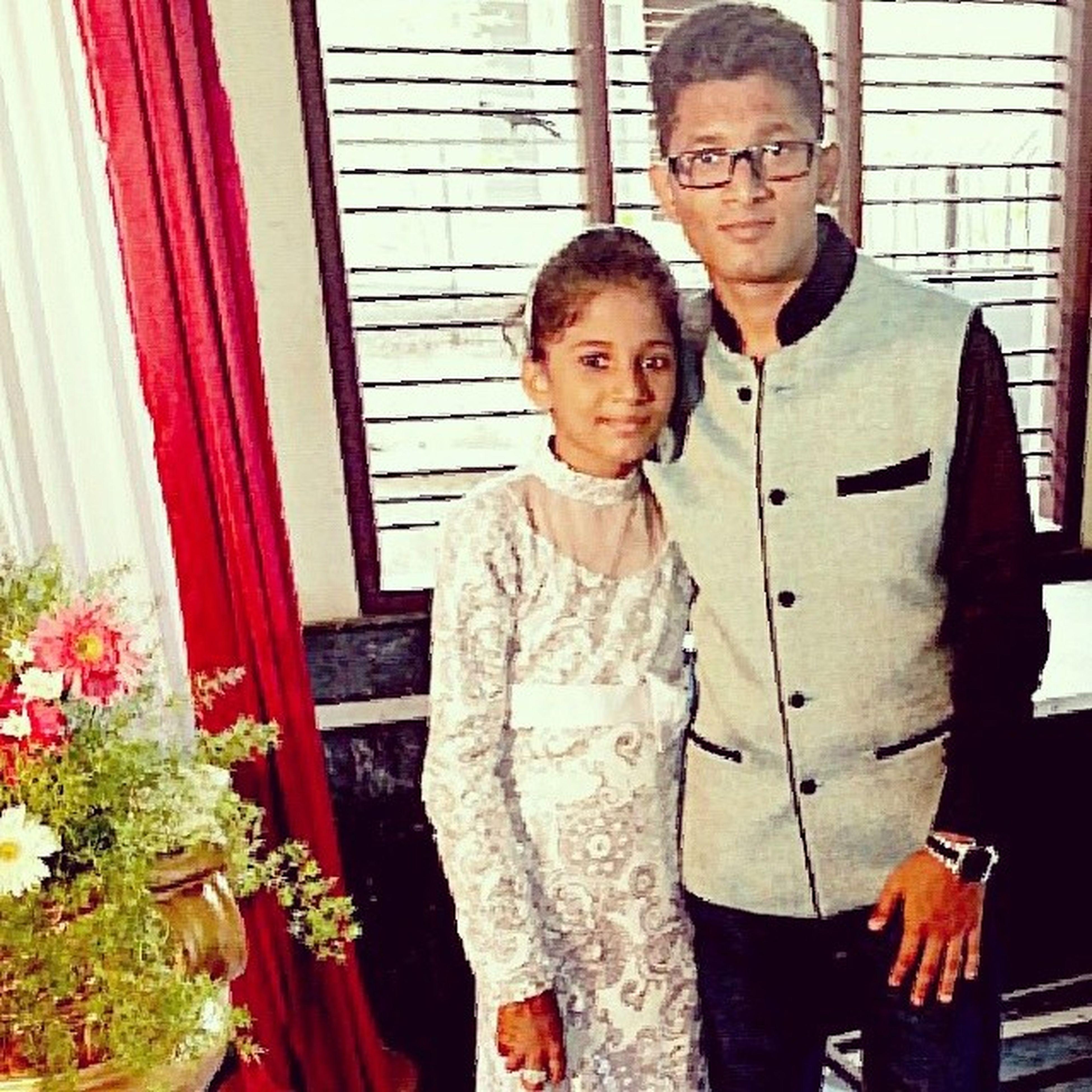 ♡cousins_wedding♡ ♡shadi_mahal♡ ♡with my sweet sis♡