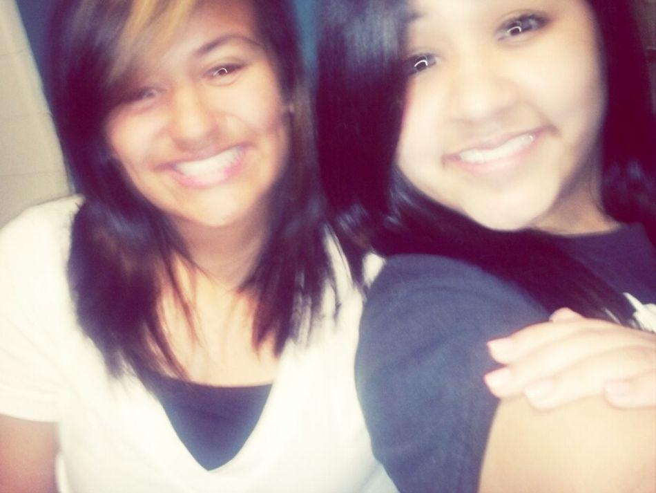 best friend & i ♥