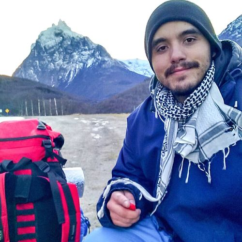 Ushuaia Tierradelfuego Mochilero Arg Argentina Photography Argentina 👑🎉🎊👌😚😍 Landscape Hello World Hi! Enjoying Life Word Travel Relaxing Viajando Enjoying Life