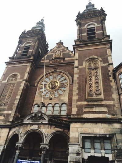 Old Church Amsterdam EYtraining