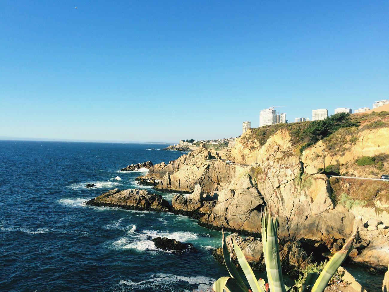 Mar Viajar Chile Un pastuso conociendo Chile 🇨🇱