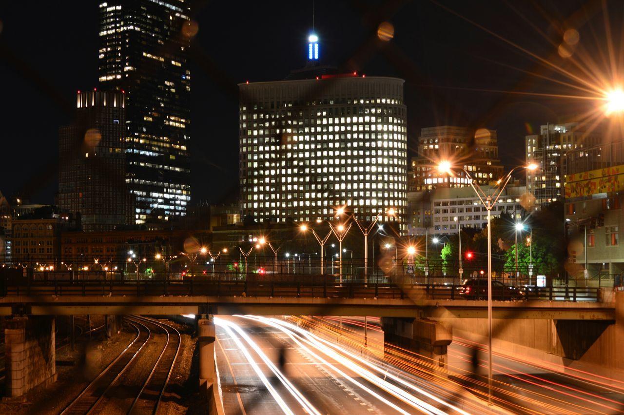 Beautiful stock photos of boston, Architecture, Boston, Bridge - Man Made Structure, Building