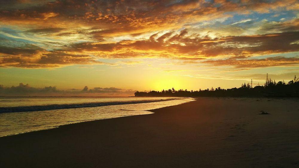 Mahavelona beach at 5 am