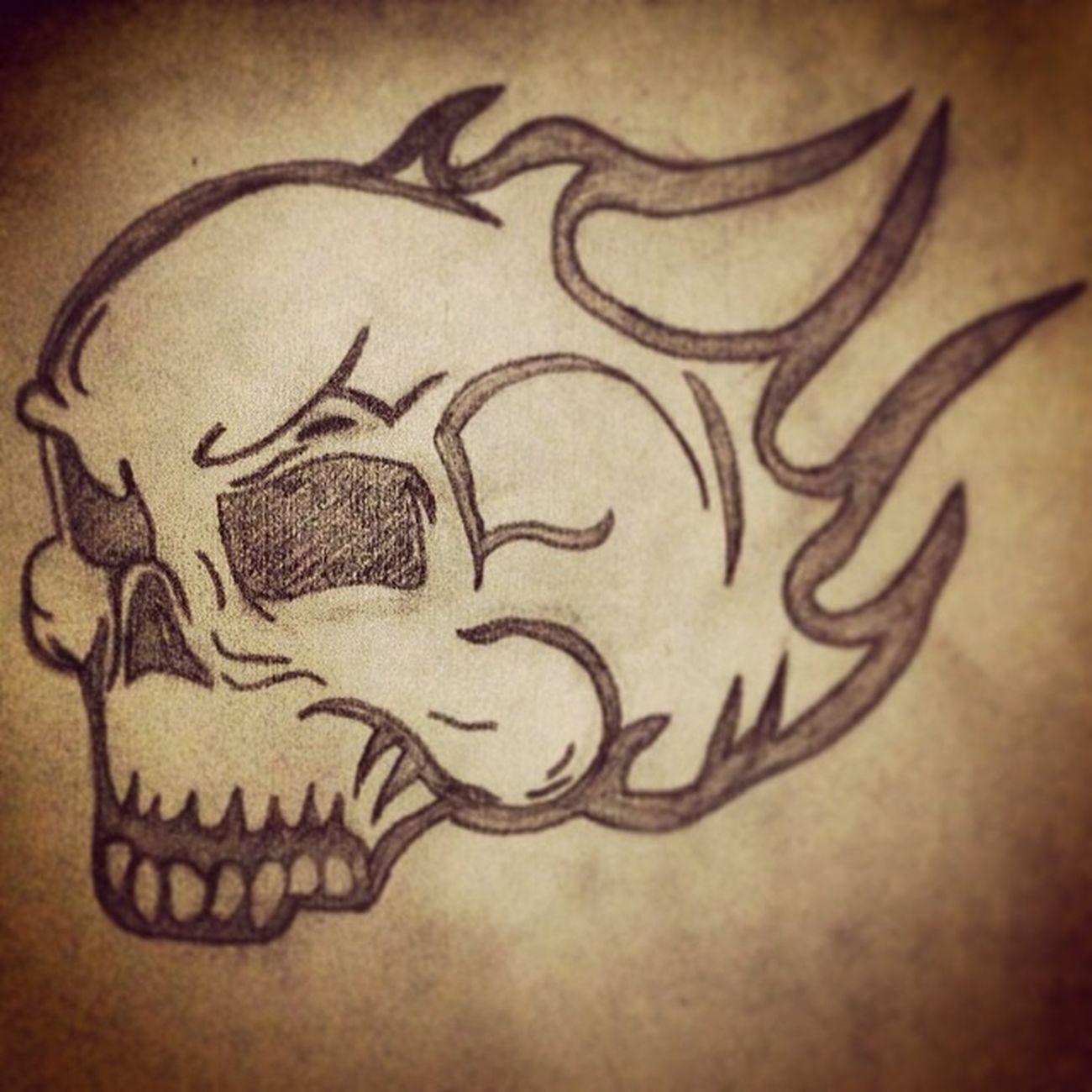 Meh. . . 😳 Skulllife