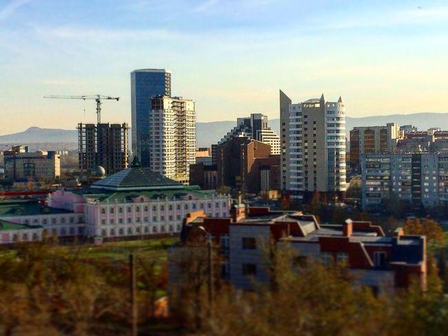 City 🌃 Cityscape City Life Urban Skyline Day No People Krasnoyarsk