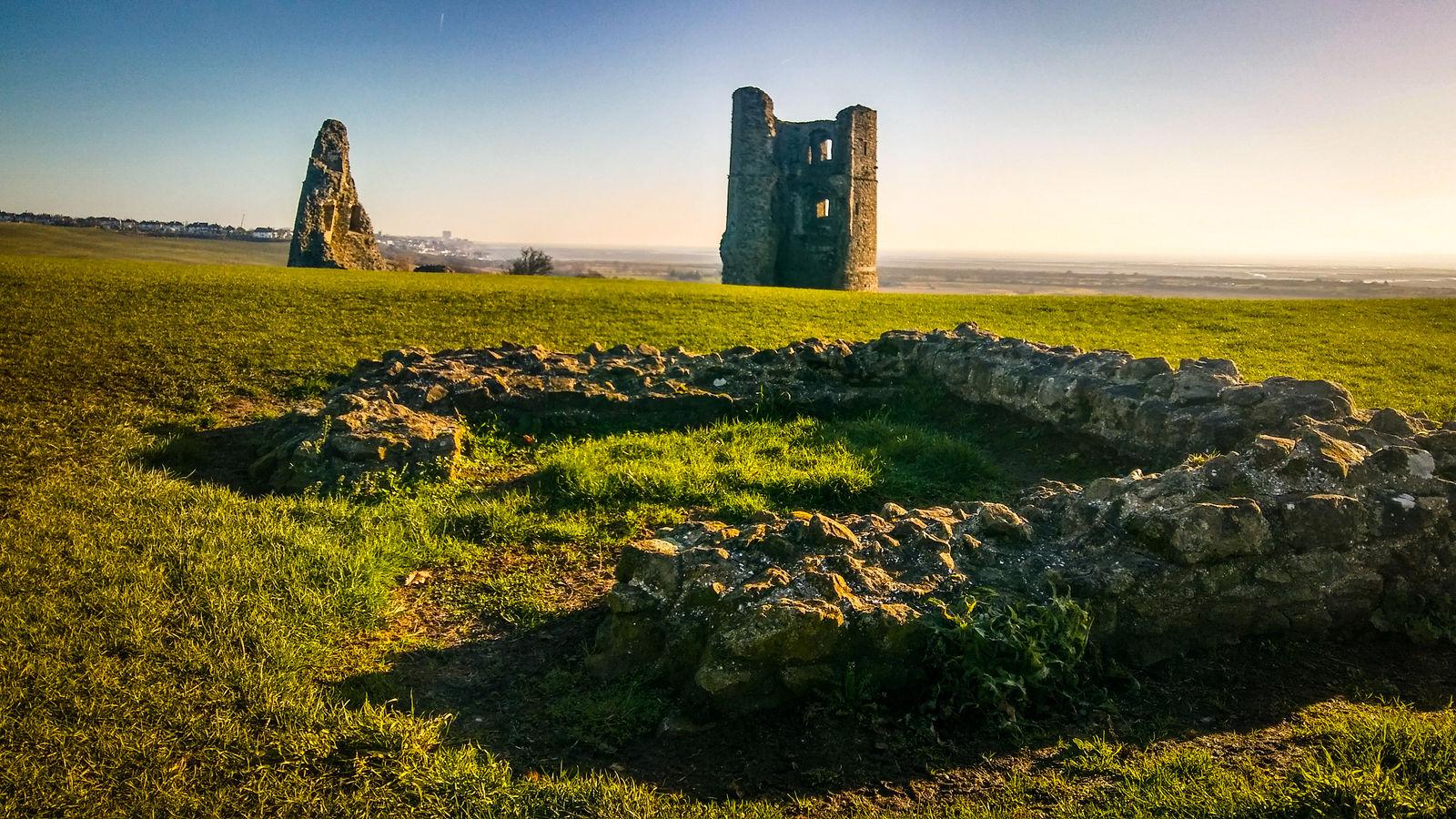 Architecture Travel Destinations No People Outdoors Day Cultures Castle Ruins Of A Castle Celtic
