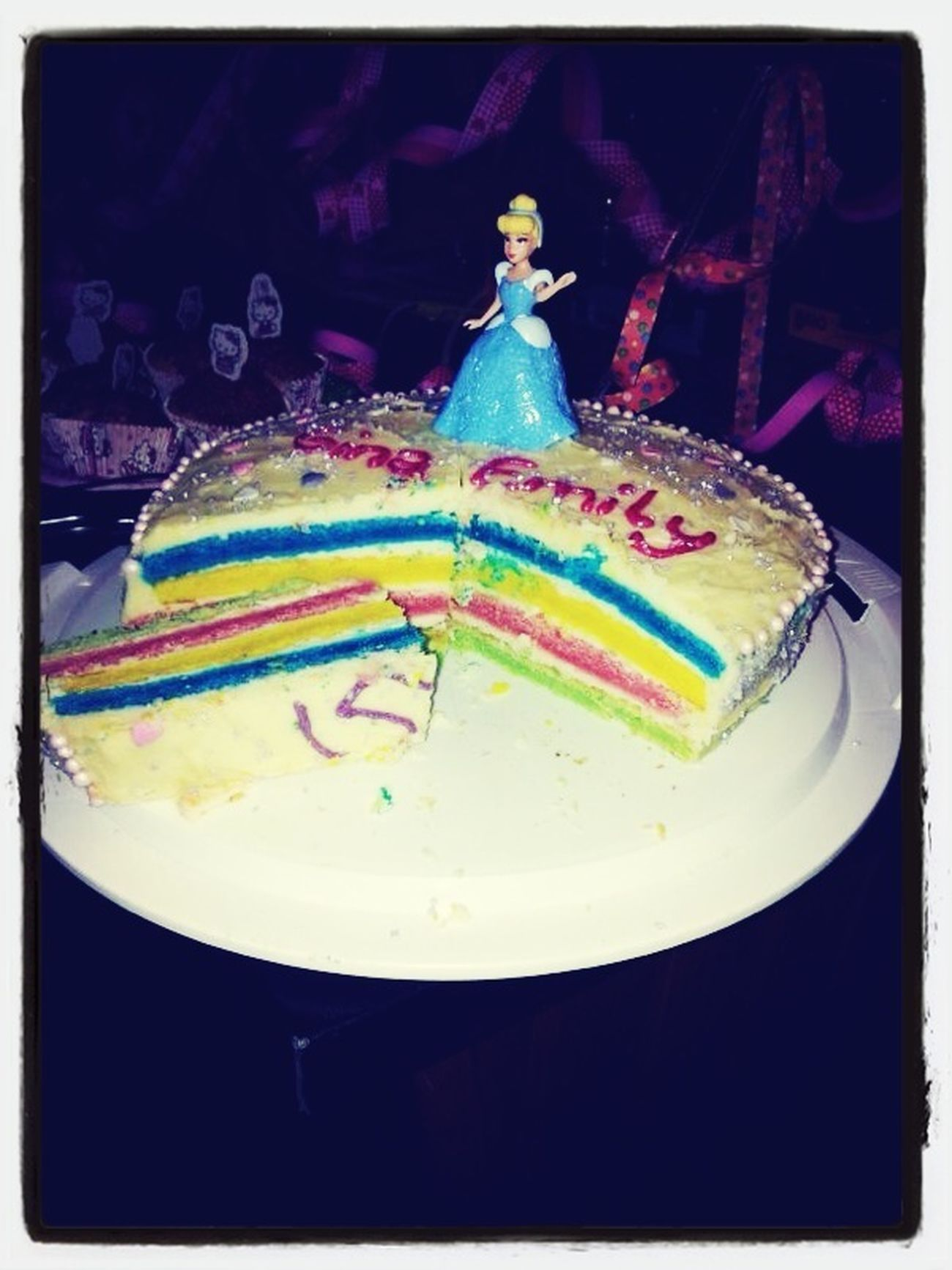 Birthday Cake For My Babygirl <3