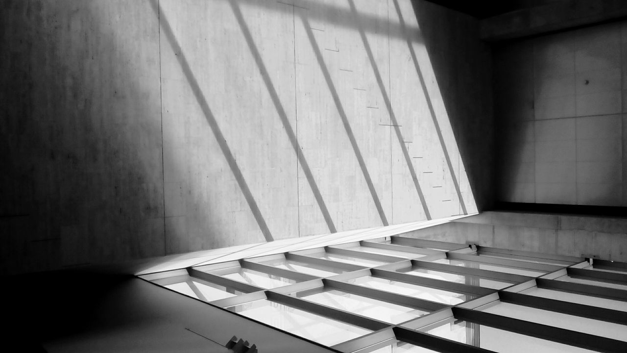 Architecture Built Structure No People Indoors  Window Lines And Shapes Abstract Monochrome Blackandwhite Open Edit Fragments Of Life Things I See