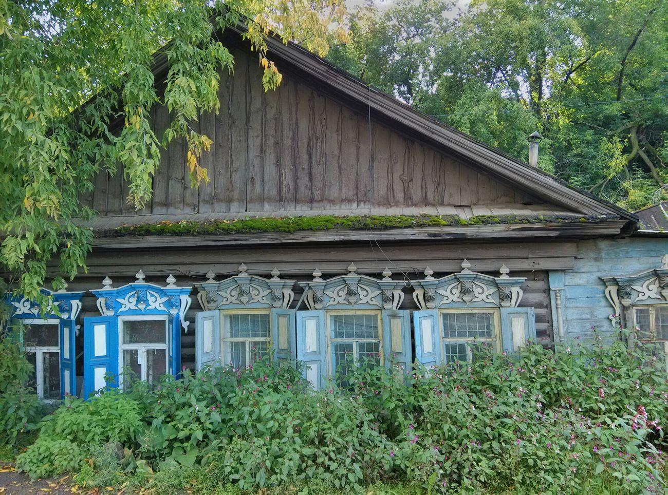 Tomsk Architecture Russia Siberia
