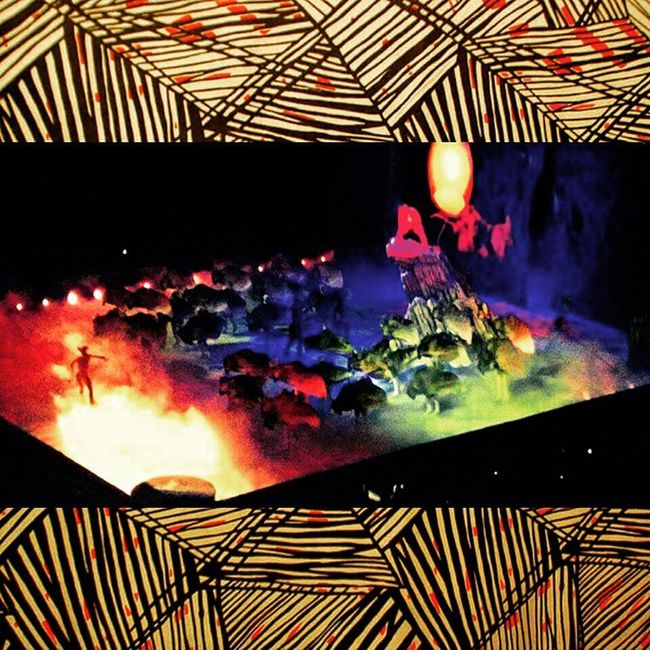 "O espetáculo Rei Leão nos tesouros da Disney foi FENOMENAL"" tão emocionante quanto ao filme 💎👌💞💖 TesourosdaDisney Lionking Reileao Disney Espetacular Espetaculo Musical Simba Die Scar Búfalos GinasioIbirapuera Ibirapuera Pistadegelo Disneyonice Onice"