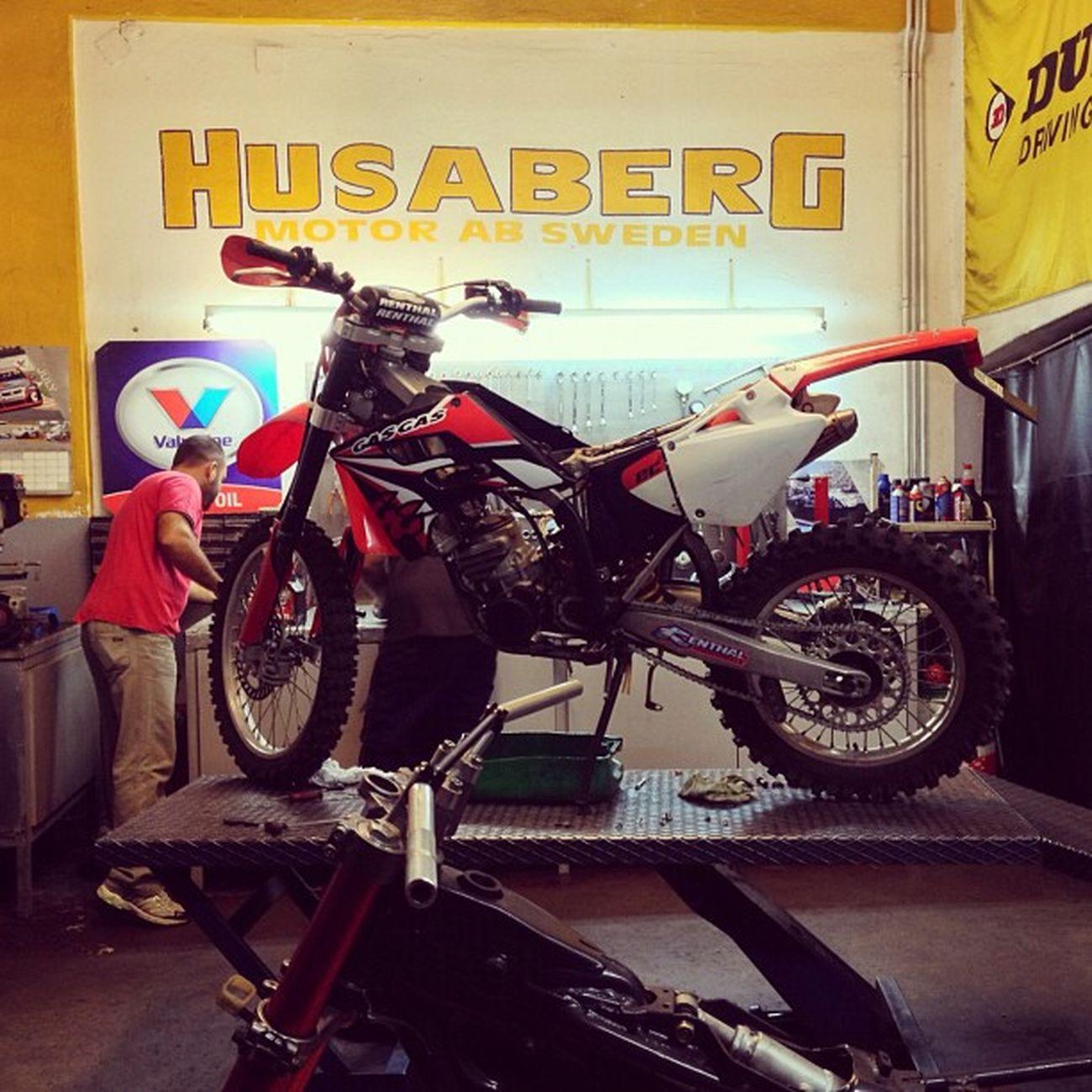 Gasgas Enduro Service Husaberg moto