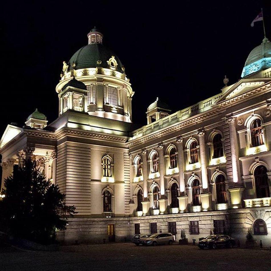Belgrade Streetsofbelgrade Nightview Ig_belgrade Ig_bgd