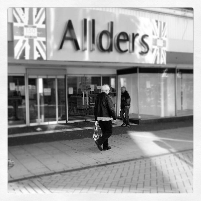 Allders Visionsofcroydon Allders Croydon Closure northend shop department store