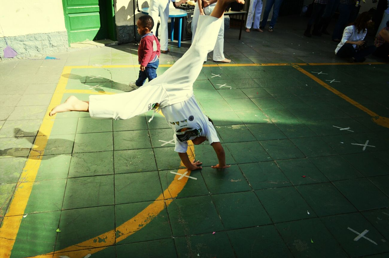 Kids Capoeira Brazil Made In Brazil