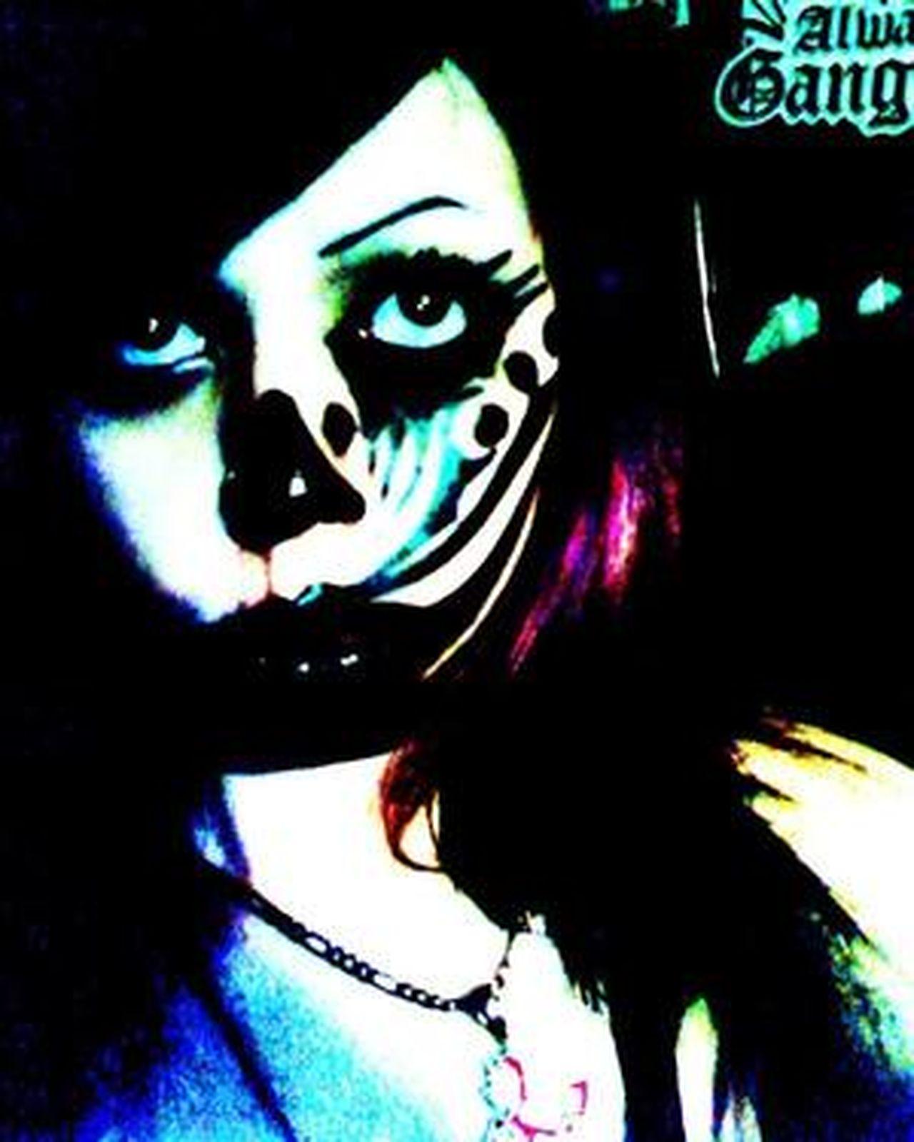 Colors Of Carnival Juggalette Juggalo Pride Hatchetgirl Juggalo Dark Carnival Whoop Whoop Clownin Wicked Clowns Facepaint Picturing Individuality