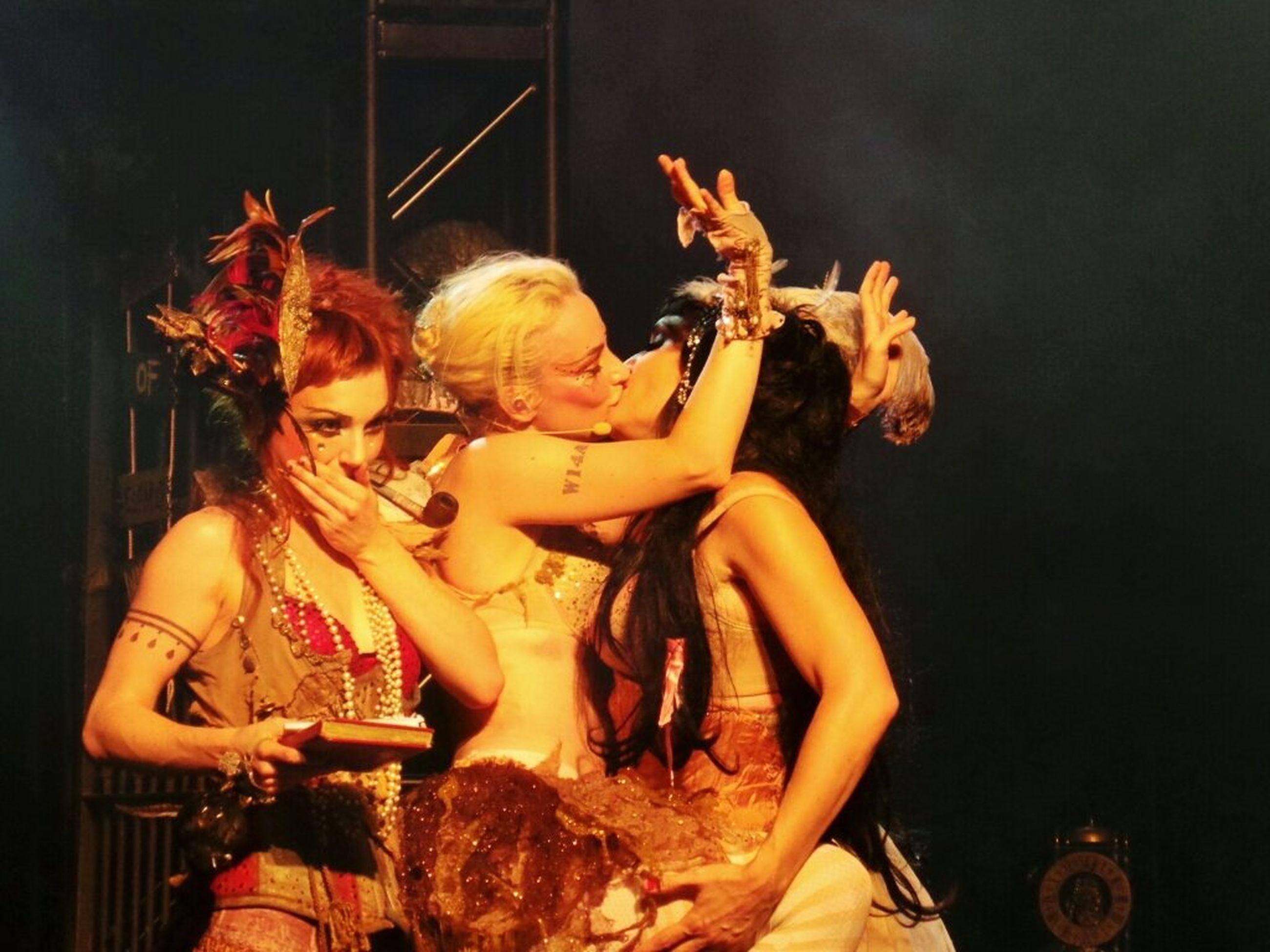 Tonights Emilie Autumn Show Concert Music Stage Emilie Autumn