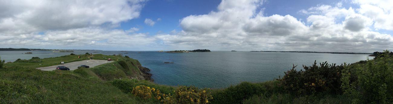 Que c'est beau la Bretagne, Pointe Chevet Bretagne France Vacances