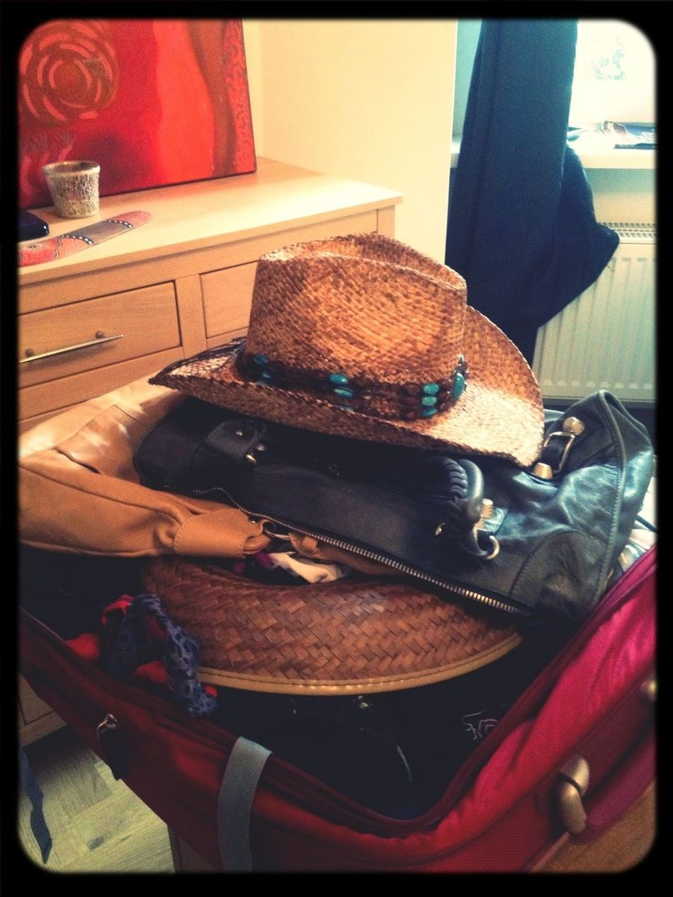 I refuse to accept that this is a one hat trip. MaltaBound  Packing My Suitcase I Love Hats Travel