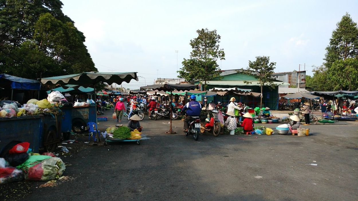 Market Marketplace Streetphotography Street TayNinh Vietnam People