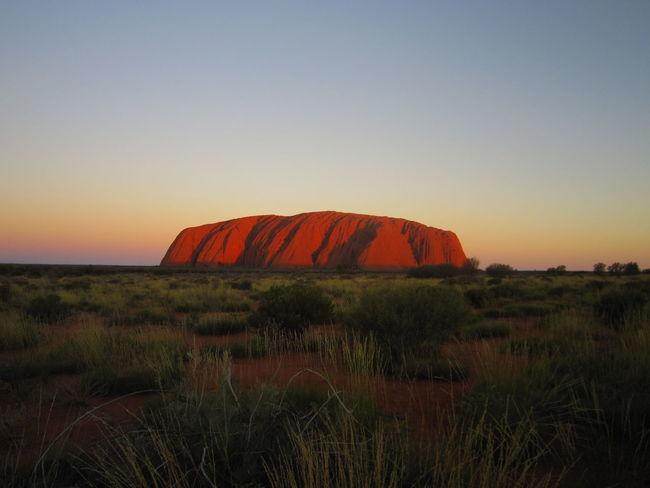 #Australia #Nature  #NoFilter #Sunrise #colours #nofiltertravel #outback #red #redrock #travel #travelphotography #uluru